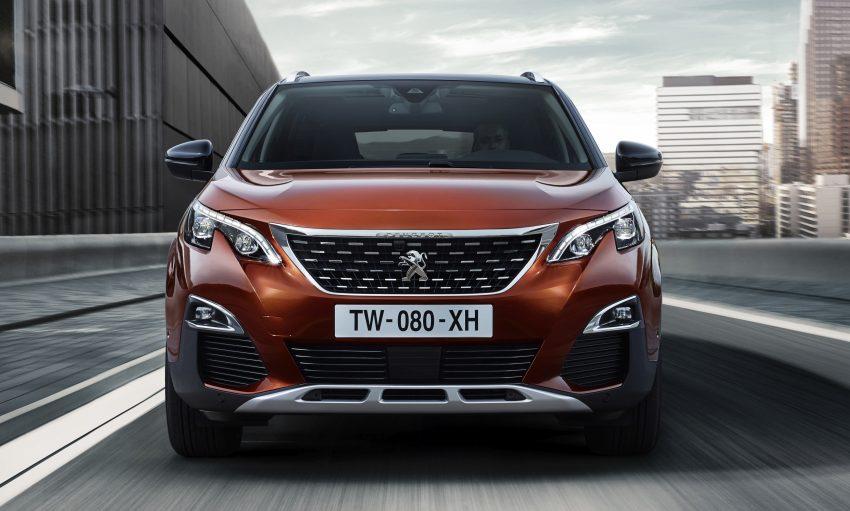 Peugeot 3008 – second-gen SUV debuts in Paris Image #497540