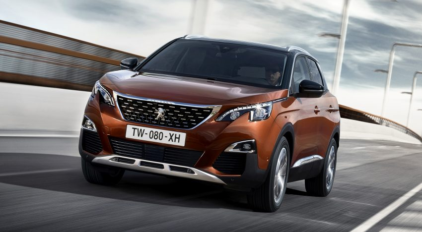 Peugeot 3008 – second-gen SUV debuts in Paris Image #497531