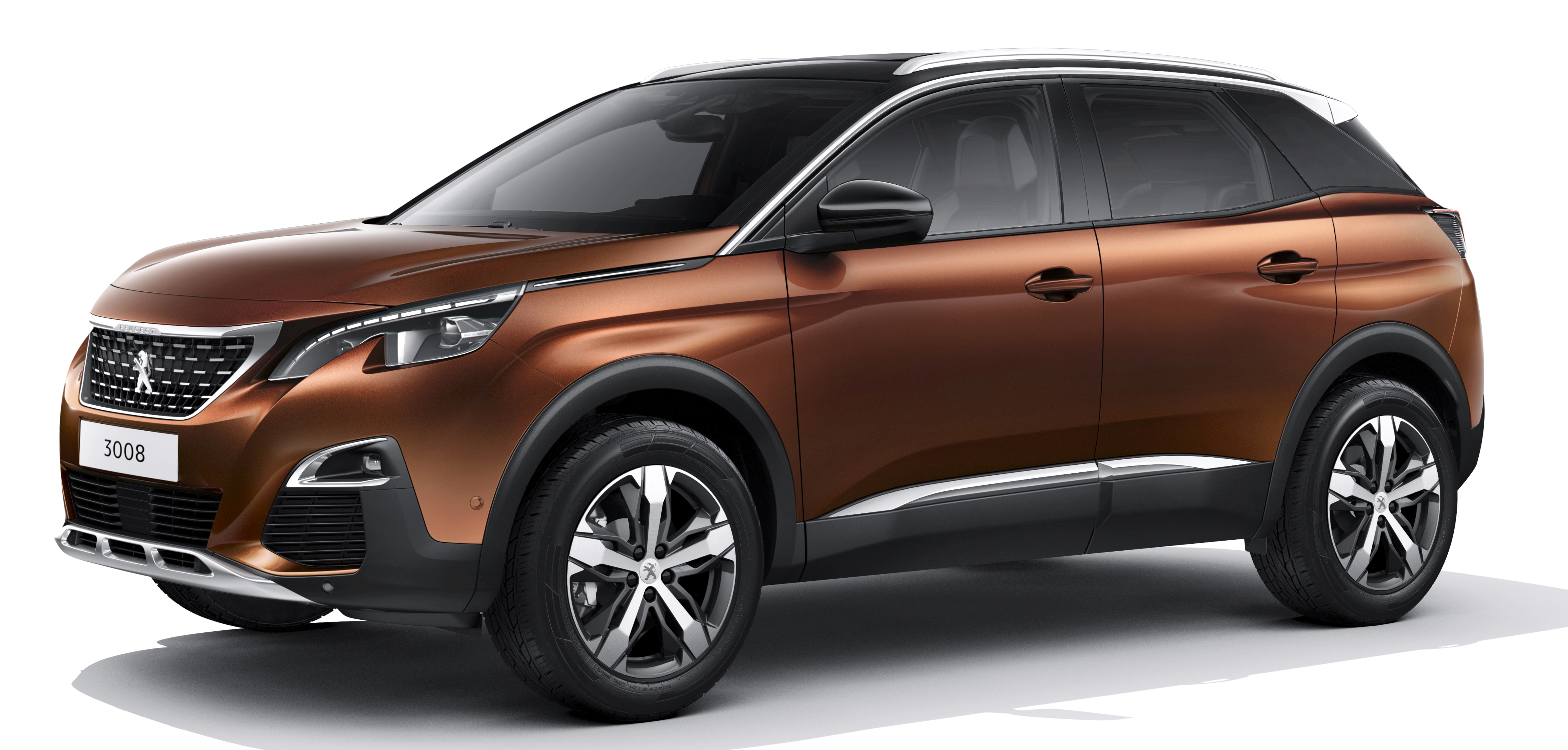 peugeot 3008 second gen suv debuts in paris. Black Bedroom Furniture Sets. Home Design Ideas