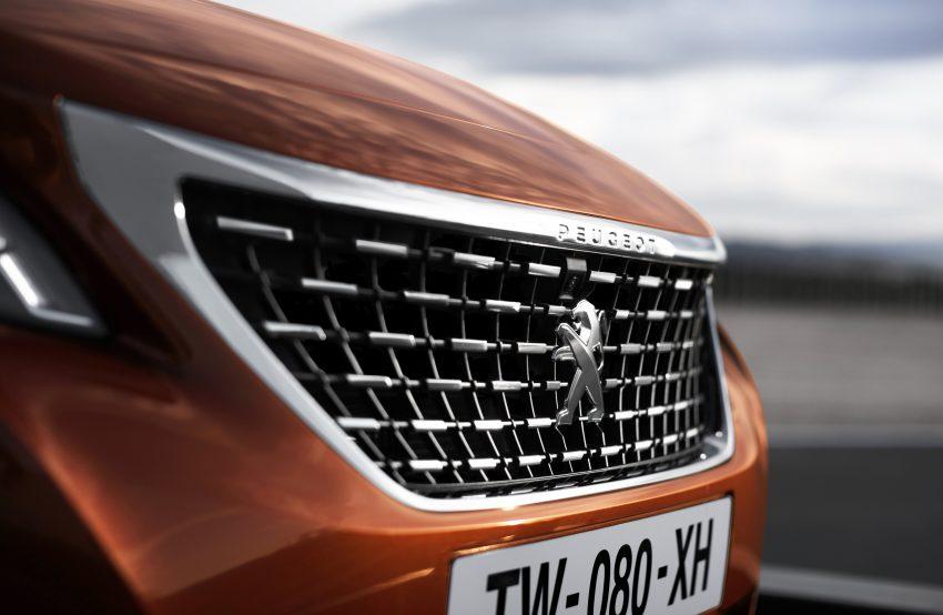 Peugeot 3008 – second-gen SUV debuts in Paris Image #497572