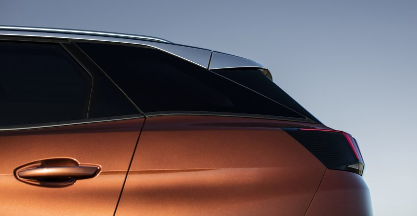 Peugeot 3008 – second-gen SUV debuts in Paris Image #497570