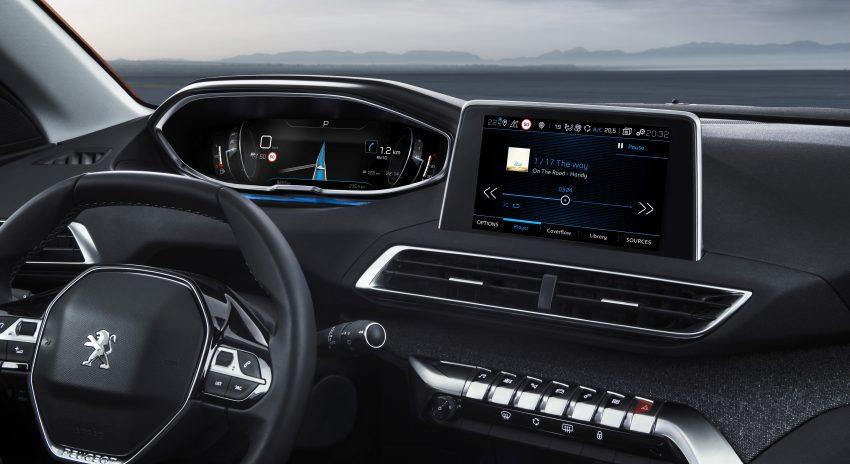 Peugeot 3008 – second-gen SUV debuts in Paris Image #497562