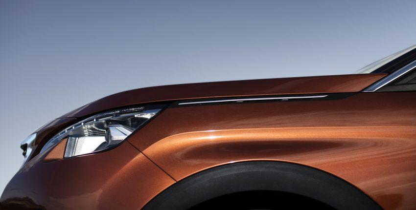 Peugeot 3008 – second-gen SUV debuts in Paris Image #497561