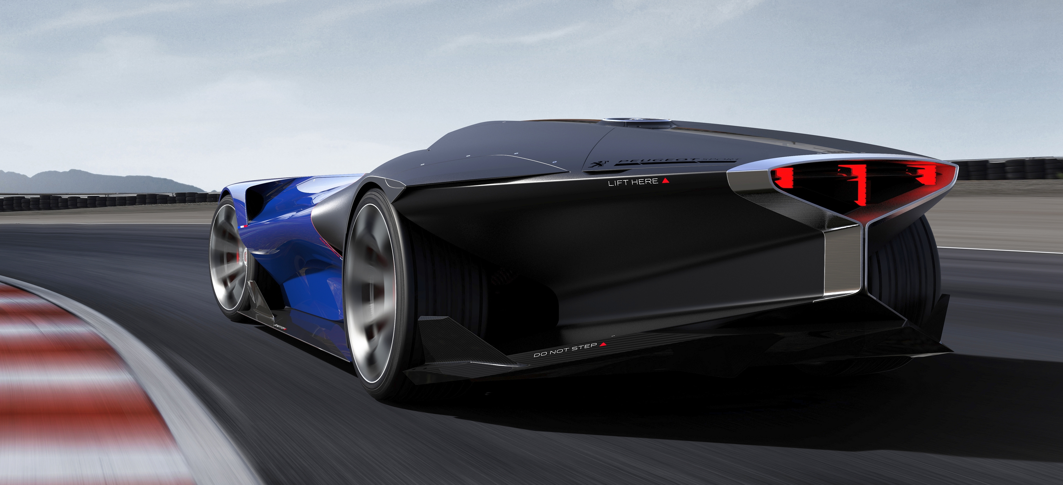 Peugeot L500 R HYbrid concept is a 100-year tribute Paul ...