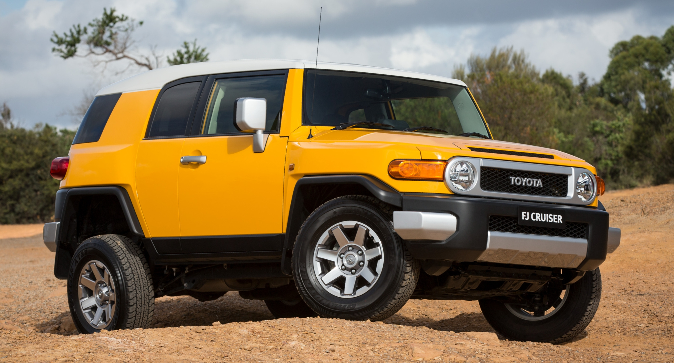 Toyota FJ Cruiser – production to end in August Image #492861