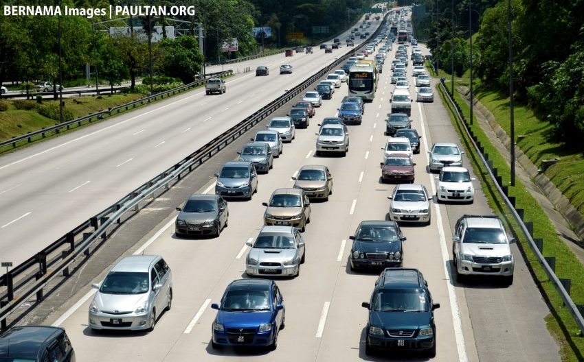 JPJ to haul in 91 drivers over emergency lane usage Image #500182