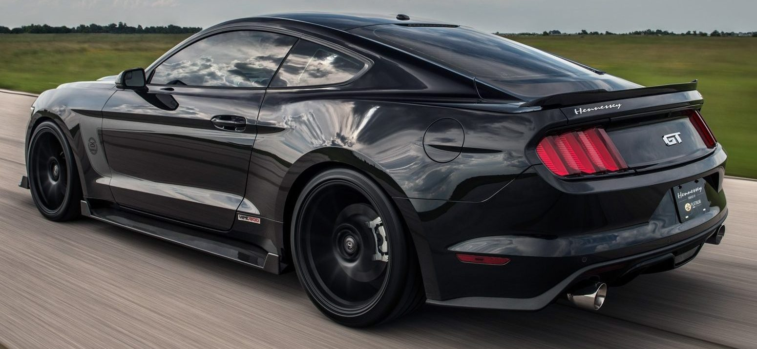 Ford Mustang 2016 >> Ford Mustang GT tuned by Hennessey: 804 hp, 878 Nm Image 511386