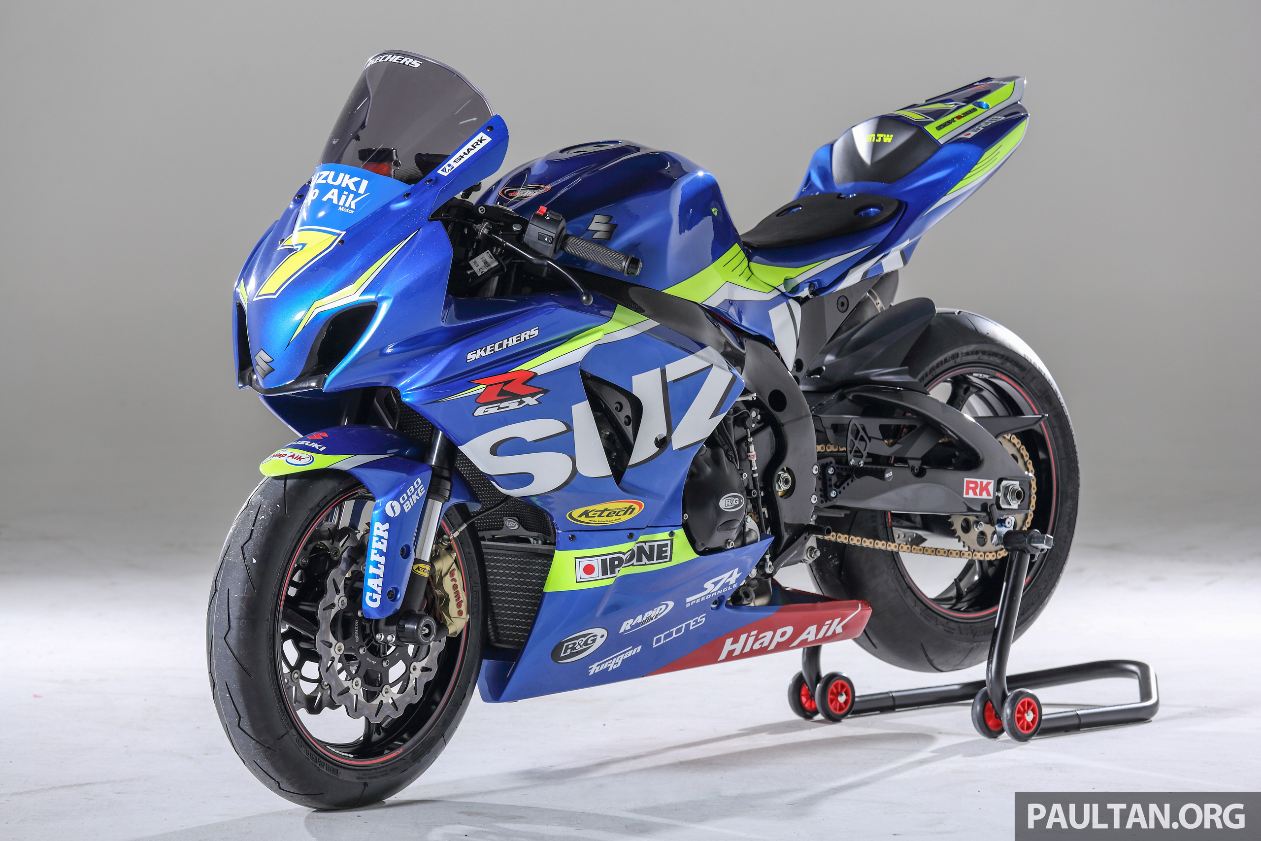 FEATURE: Setting up a Superbike race machine – Suzuki GSX-R1000 L5