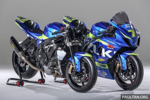 FEATURE: Setting up a Superbike race machine - Suzuki GSX-R1000 L5