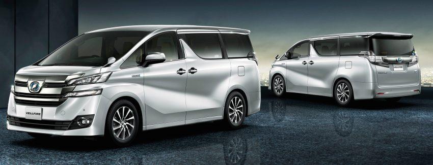 Toyota Alphard and Vellfire 2016 dibuka tempahan – RM420k-RM520k untuk Alphard, RM355k untuk Vellfire Image #502207