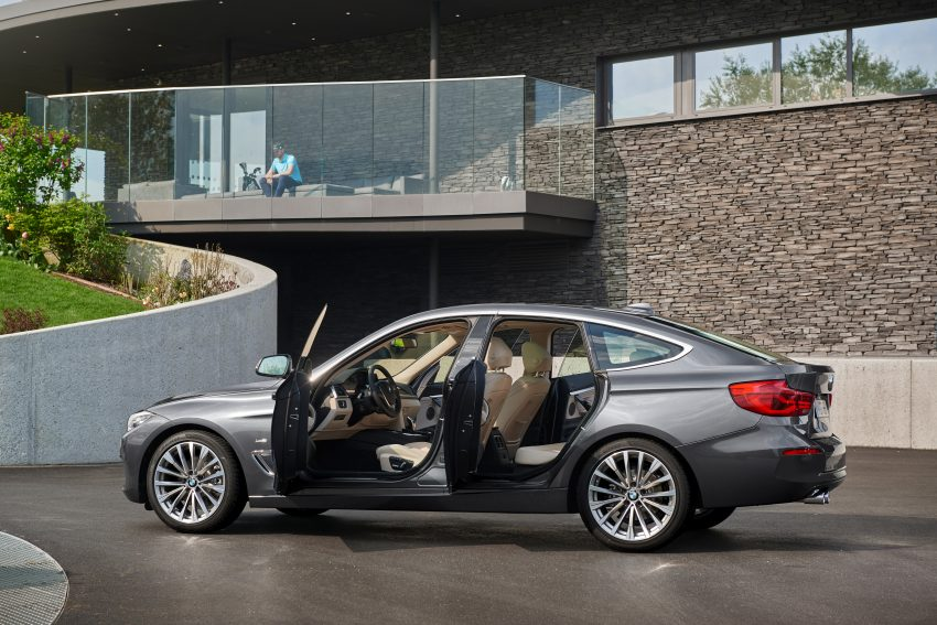 F34 BMW 3 Series GT LCI facelift – new looks and kit Image #502285