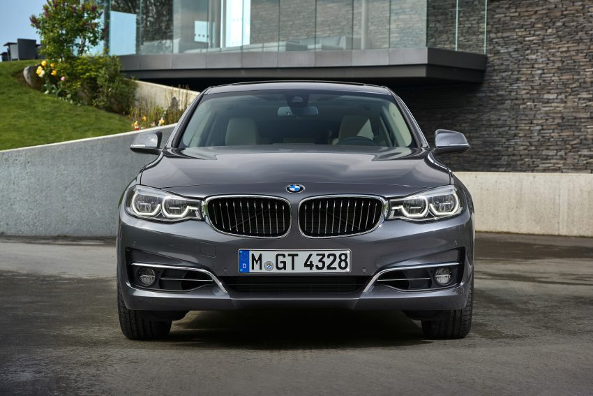 F34 BMW 3 Series GT LCI facelift – new looks and kit Image #502276