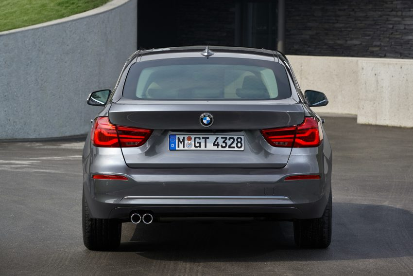 F34 BMW 3 Series GT LCI facelift – new looks and kit Image #502268