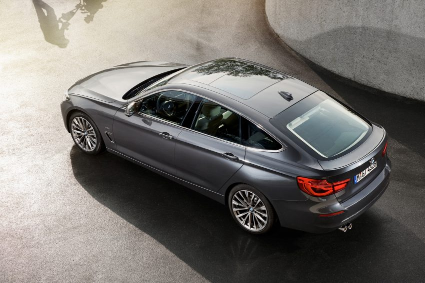 F34 BMW 3 Series GT LCI facelift – new looks and kit Image #502296