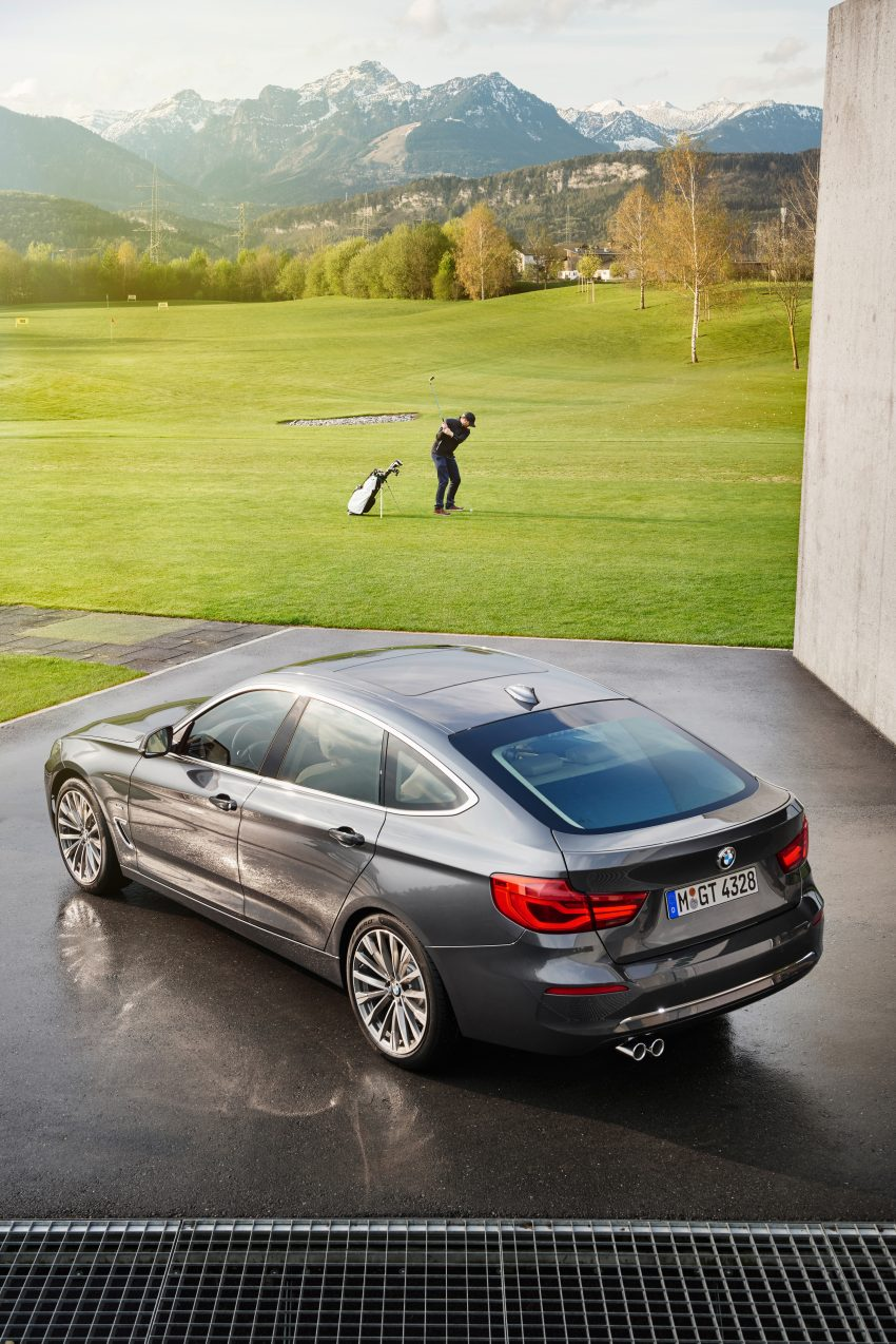 F34 BMW 3 Series GT LCI facelift – new looks and kit Image #502298
