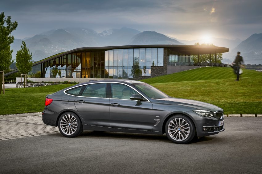 F34 BMW 3 Series GT LCI facelift – new looks and kit Image #502287