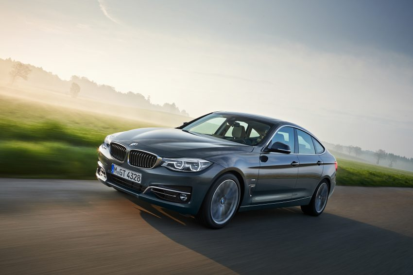 F34 BMW 3 Series GT LCI facelift – new looks and kit Image #502259