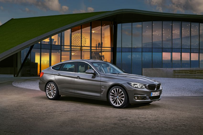 F34 BMW 3 Series GT LCI facelift – new looks and kit Image #502283
