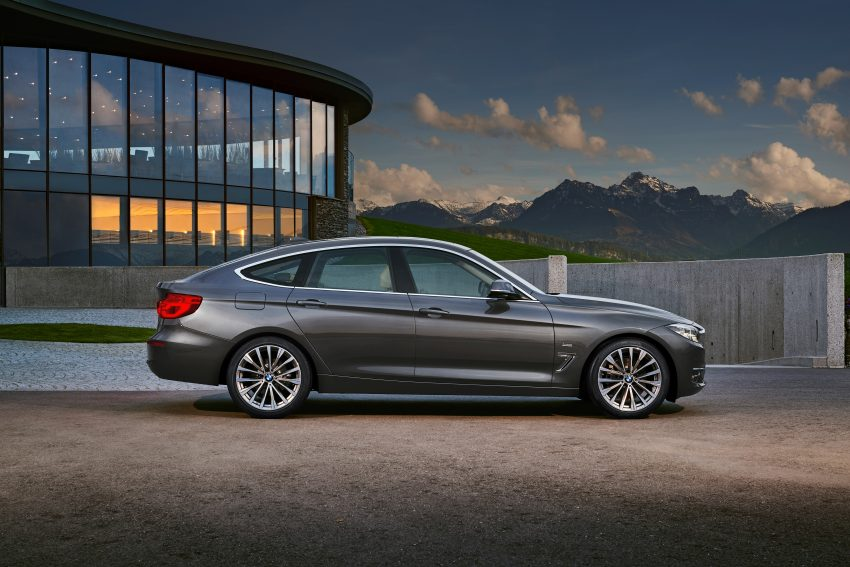 F34 BMW 3 Series GT LCI facelift – new looks and kit Image #502286
