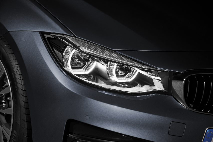 F34 BMW 3 Series GT LCI facelift – new looks and kit Image #502272
