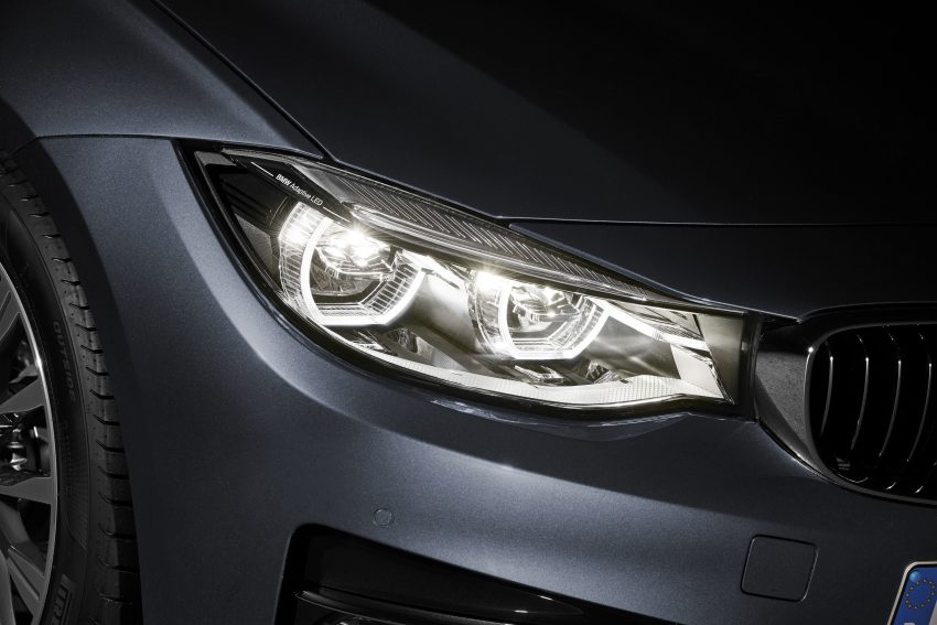 F34 BMW 3 Series GT LCI facelift – new looks and kit Image #502275