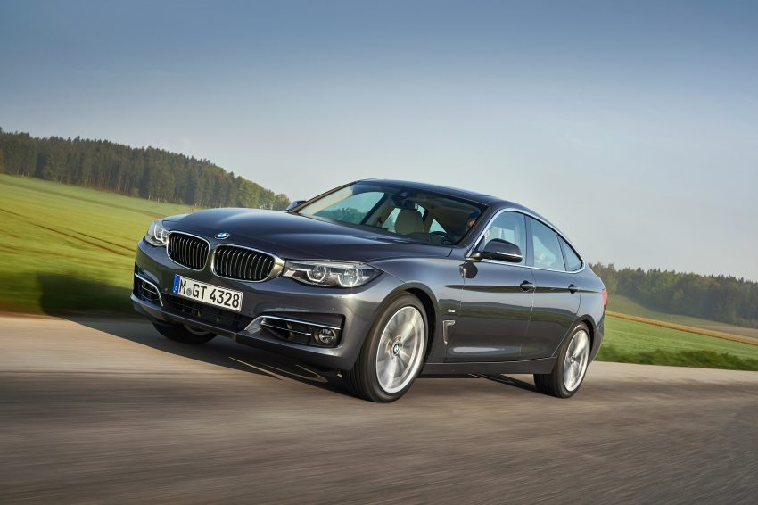 F34 BMW 3 Series GT LCI facelift – new looks and kit Image #502265