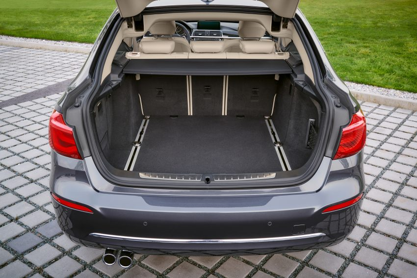 F34 BMW 3 Series GT LCI facelift – new looks and kit Image #502290