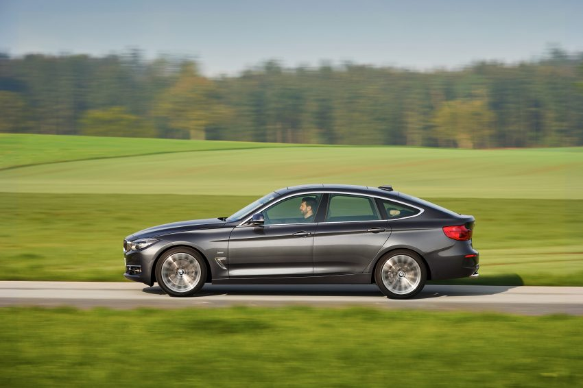 F34 BMW 3 Series GT LCI facelift – new looks and kit Image #502260