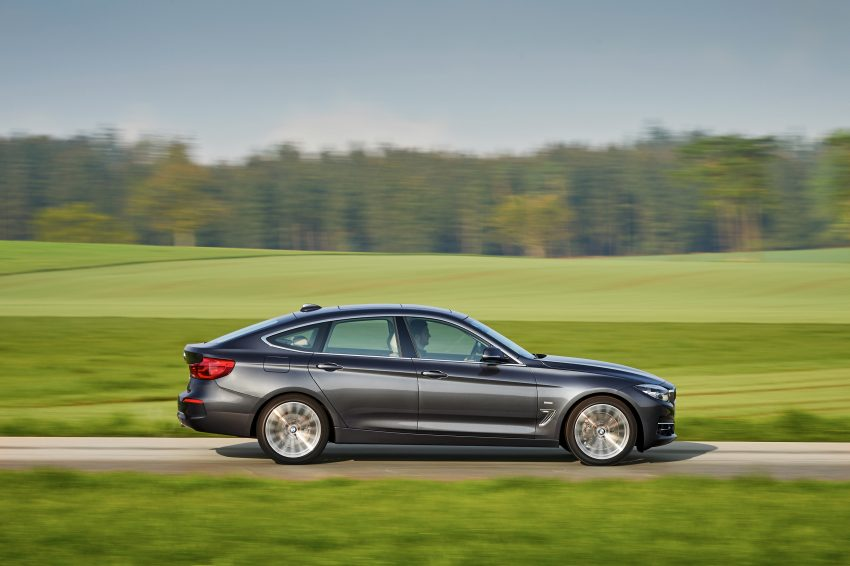 F34 BMW 3 Series GT LCI facelift – new looks and kit Image #502263