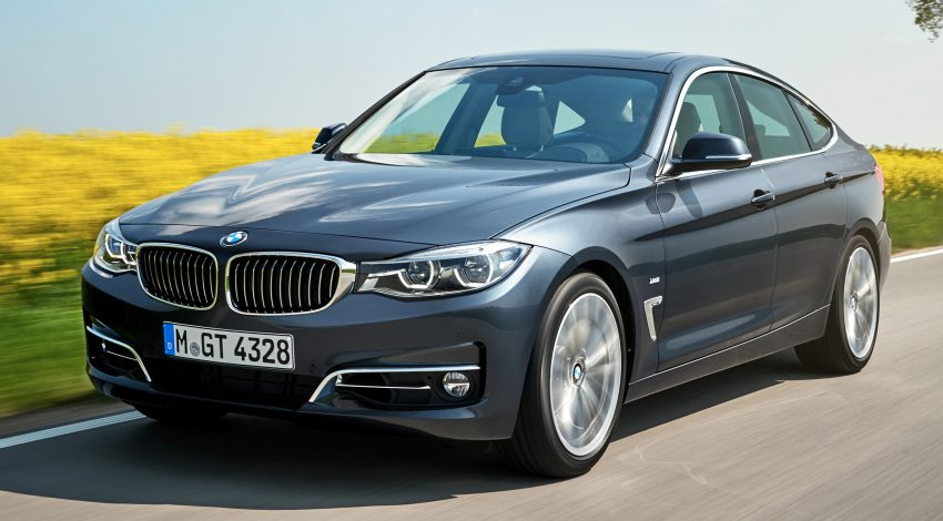 F34 BMW 3 Series GT LCI facelift – new looks and kit Image #502269