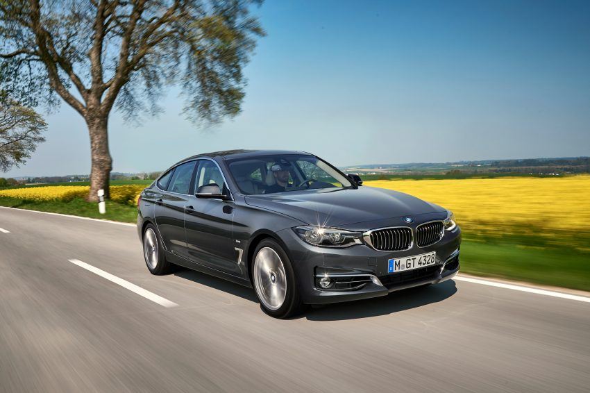F34 BMW 3 Series GT LCI facelift – new looks and kit Image #502267