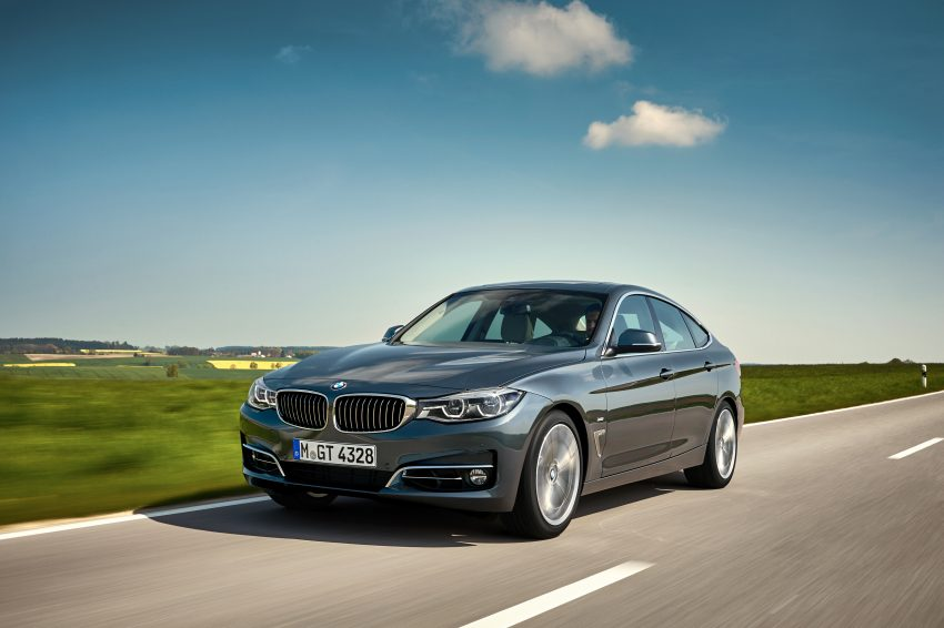 F34 BMW 3 Series GT LCI facelift – new looks and kit Image #502262