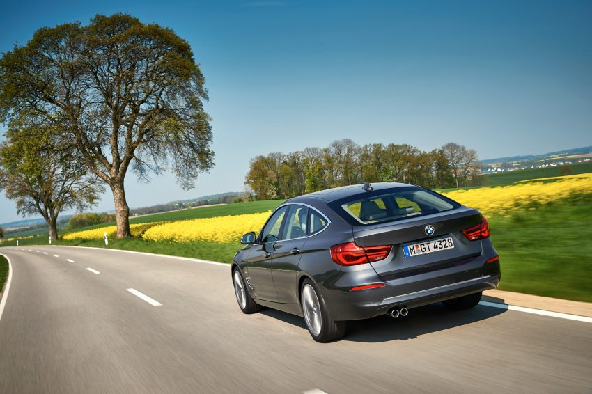 F34 BMW 3 Series GT LCI facelift – new looks and kit Image #502279