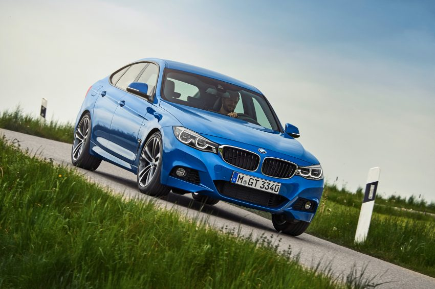 F34 BMW 3 Series GT LCI facelift – new looks and kit Image #502244