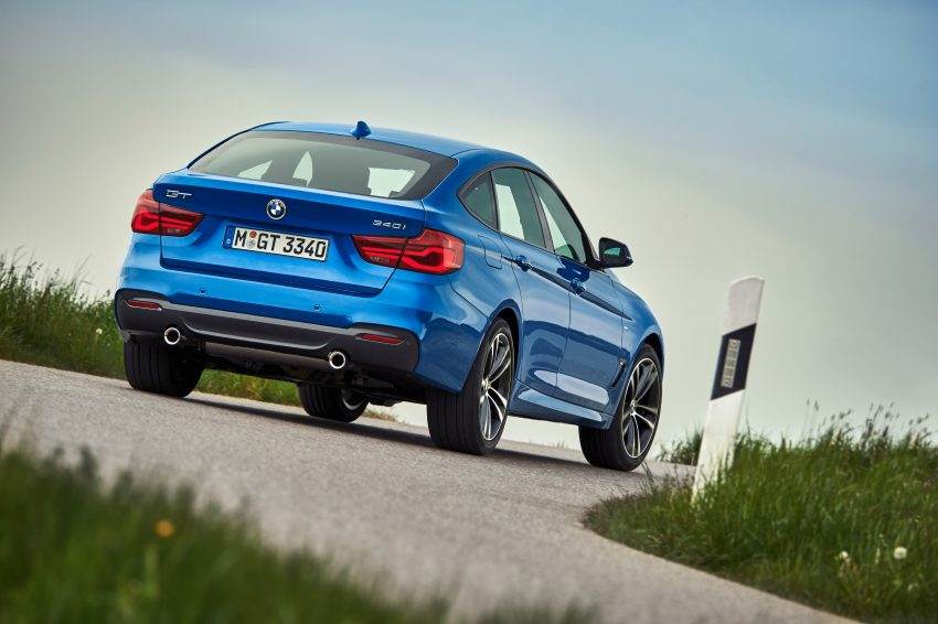 F34 BMW 3 Series GT LCI facelift – new looks and kit Image #502245