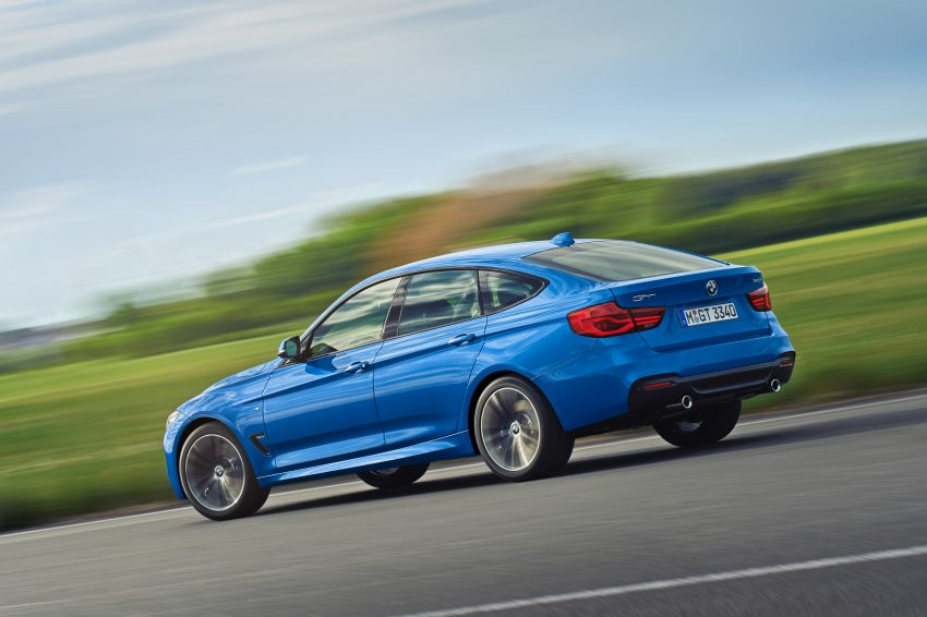 F34 BMW 3 Series GT LCI facelift – new looks and kit Image #502246