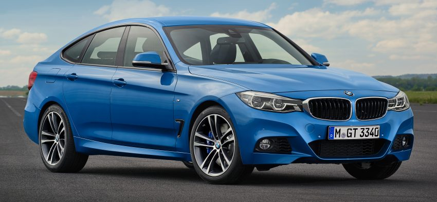 F34 BMW 3 Series GT LCI facelift – new looks and kit Image #502247