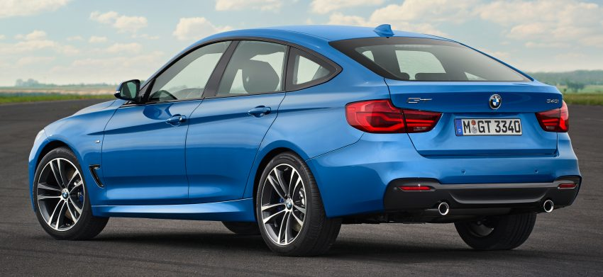 F34 BMW 3 Series GT LCI facelift – new looks and kit Image #502248