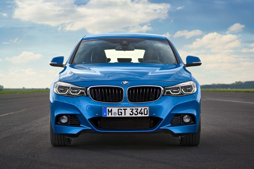 F34 BMW 3 Series GT LCI facelift – new looks and kit Image #502249