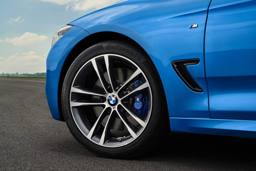 F34 BMW 3 Series GT LCI facelift – new looks and kit Image #502251