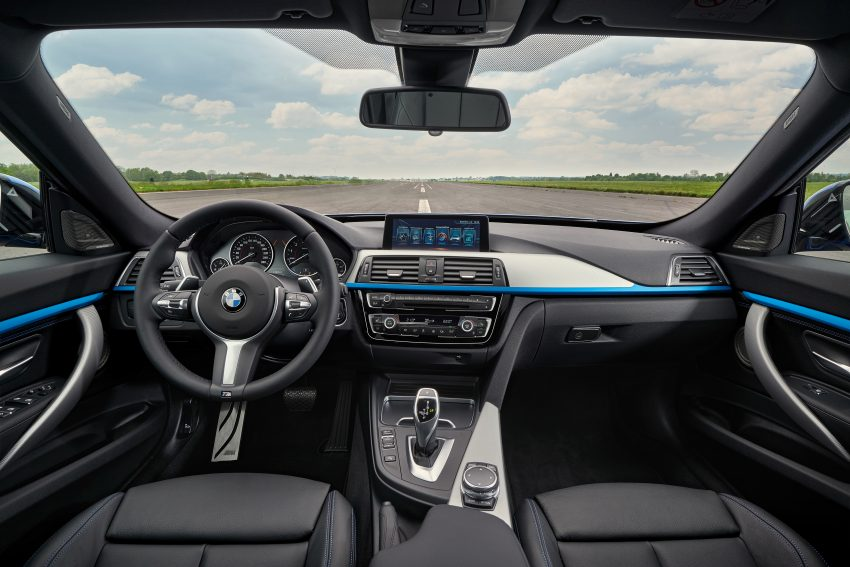 F34 BMW 3 Series GT LCI facelift – new looks and kit Image #502252