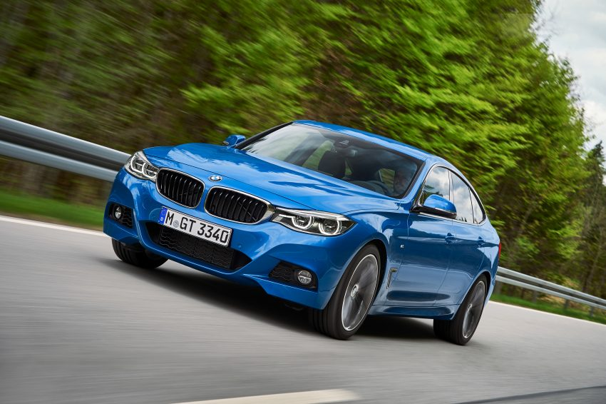 F34 BMW 3 Series GT LCI facelift – new looks and kit Image #502234