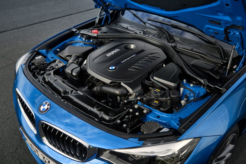 F34 BMW 3 Series GT LCI facelift – new looks and kit Image #502257
