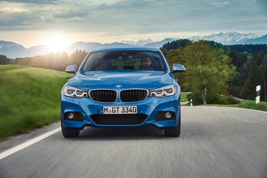 F34 BMW 3 Series GT LCI facelift – new looks and kit Image #502237