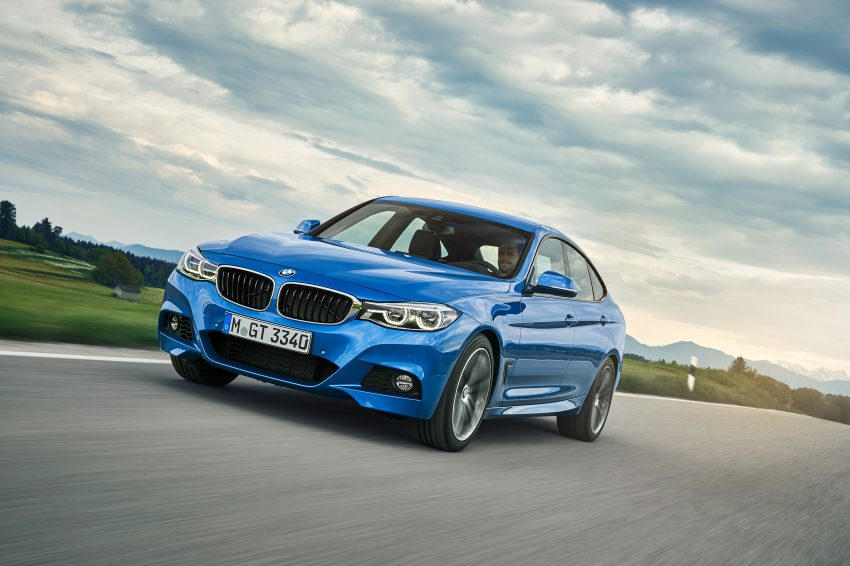 F34 BMW 3 Series GT LCI facelift – new looks and kit Image #502238