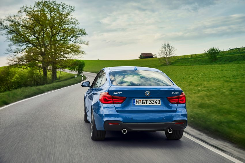 F34 BMW 3 Series GT LCI facelift – new looks and kit Image #502239