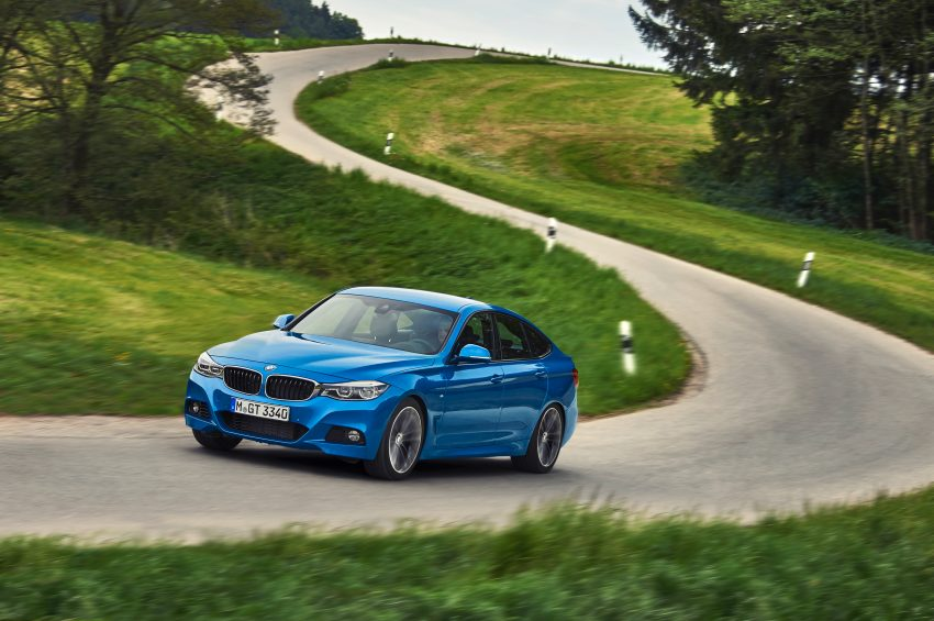 F34 BMW 3 Series GT LCI facelift – new looks and kit Image #502240