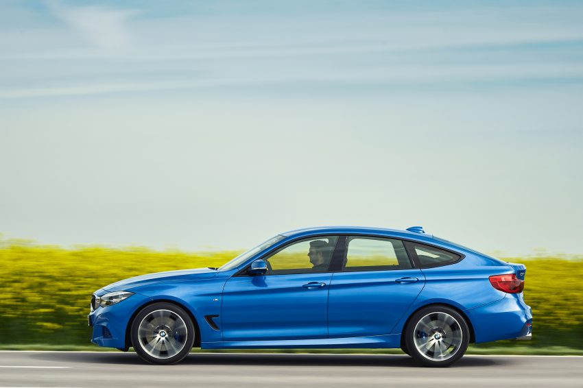 F34 BMW 3 Series GT LCI facelift – new looks and kit Image #502242