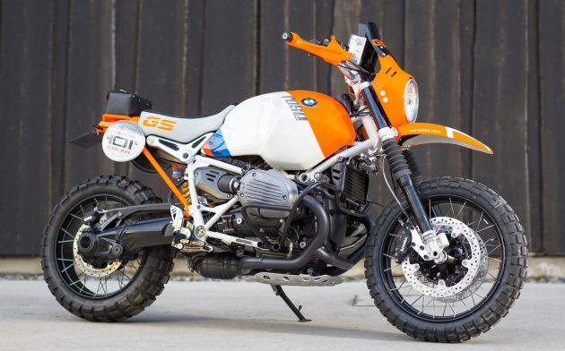 2016 BMW Motorrad Concept Lac Rose - 18