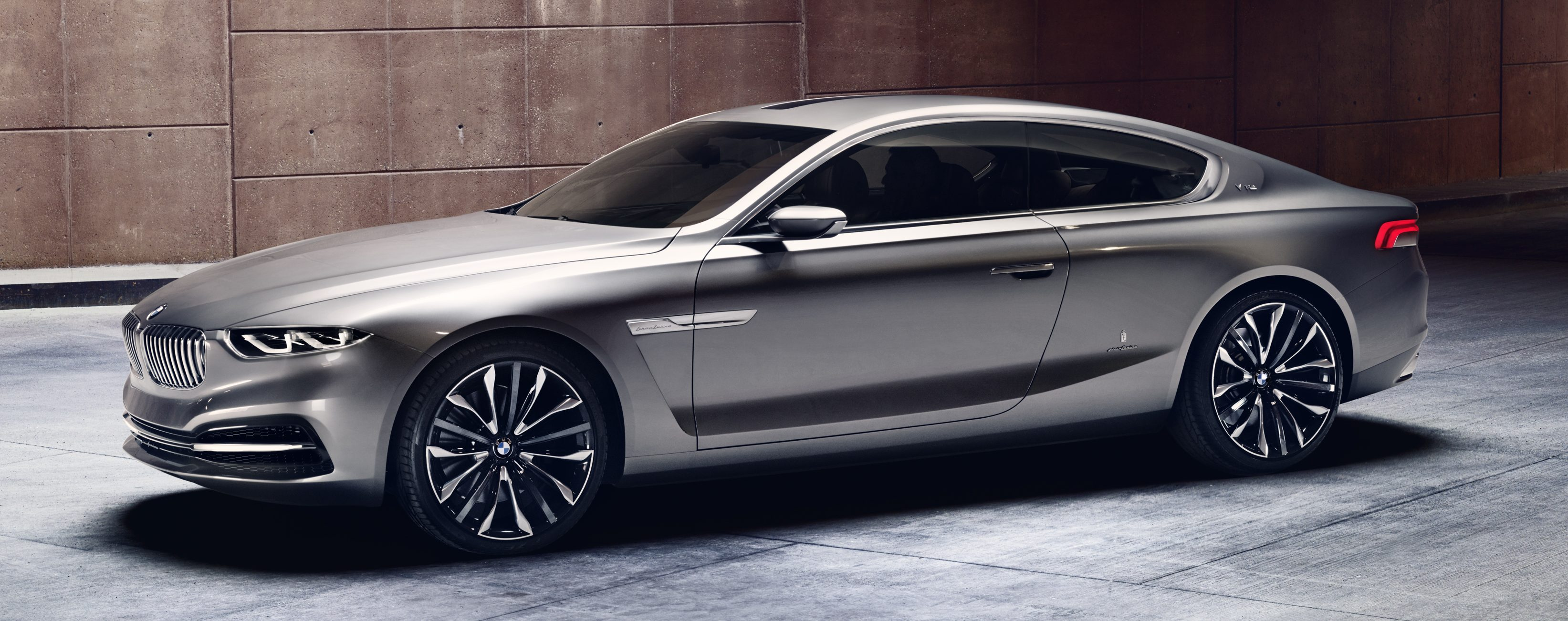 BMW's 8 Series grand tourer set to make a comeback? Image 501638